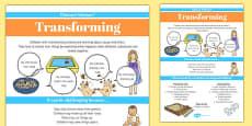 Transforming Schema Information Poster