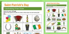 Elderly Care St. Patrick's Day Fundraising