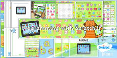 PlanIt - Computing Year 1 - Programming with ScratchJr Unit Additional Resources