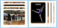 Dance Styles Display Photos