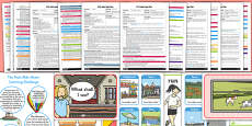 EYFS Adult Input Planning and Resource Pack to Support Teaching on The Train Ride