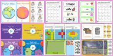 Phonics Screening Year 2 Intervention Resource Pack