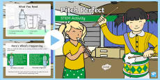 Pitch Perfect PowerPoint -