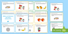 Addition and Subtraction with Change Money Maths Challenge Cards