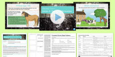 * NEW * Animal Farm Lesson 2: The Art of Persuasion