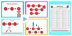 Year 2 Adding Three One Digit Numbers Lesson 3 Using Smallest Numbers First Lesson Teaching Pack
