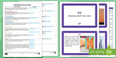 EYFS Eid Discovery Sack Plan and Resource Pack