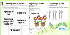 Planit Y1 Multiplication and Division Home Learning