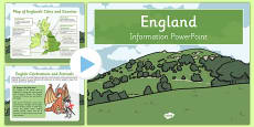 England Information PowerPoint