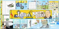 PlanIt - Art KS1 - Miro Unit Additional Resources