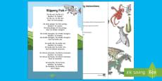 Slippery Fish Song Resource Pack Te Reo Māori