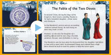 Willow Pattern Plate Story PowerPoint