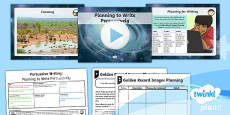PlanIt Y6 Space: The Golden Record Lesson Pack Persuasive Writing (5)