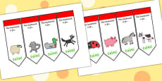 Editable Bookmarks to Support Teaching on What the Ladybird Heard
