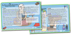 The Elves and the Shoemaker Lesson Plan Ideas KS1