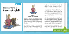 The Dual World of Anders Arnfield Story Booklet