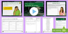 Into The Unknown Lesson Pack 16 'The Listeners' Lesson Pack