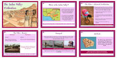 Introduction to the Indus Valley Civilisation PowerPoint
