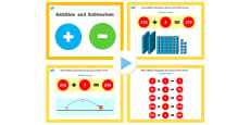 Year 3 Addition and Subtraction Lesson 1a Adding Ones (Not Crossing 10) PowerPoint
