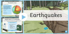 Earthquakes PowerPoint