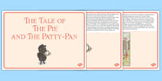 Beatrix Potter - The Tale of the Pie and the Patty Pan Story