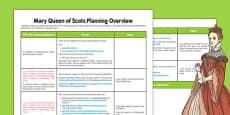 Mary Queen of Scots Planning Overview