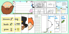 KS1 Springtime Lesson Plan Ideas and Resource Pack