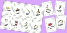 Three Syllable SPR Flash Cards