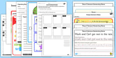 Teaching Assistant Sentence Structure Resource Pack