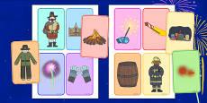 Bonfire Night Snap Cards