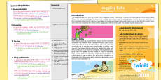 PlanIt - D&T LKS2 - Juggling Balls Planning Overview