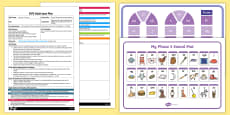 EYFS Phase 3 Sounds Phonics Board Game Adult Input Plan and Resource Pack