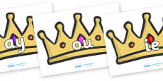 Phase 5 Phonemes on Crowns