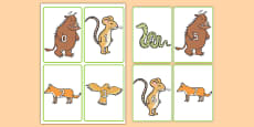 The Gruffalo Numbers 0-20