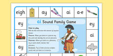 ai Sound Family Game