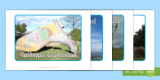 * NEW * Famous New Zealand Monuments Display Photos