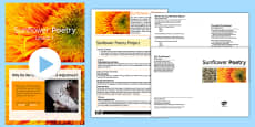 Sunflower Poetry Project Teaching Pack: Lesson 1