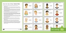 * NEW * Much Ado About Nothing Character Cards Pack
