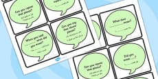 Prompt Cards for Clarification Arabic Translation