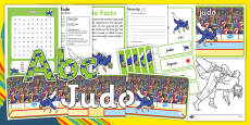 Rio 2016 Olympics Judo Resource Pack