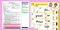 The Three Little Pigs Mind Map Starter Activity EYFS Adult Input Plan and Resource Pack