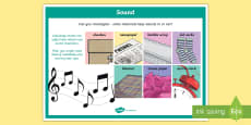 Science Sound Insulation Investigation Prompt Display Poster