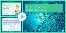 KS3 Respiration What's Your Idea? PowerPoint