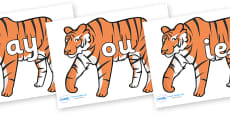 Phase 5 Phonemes on Tigers