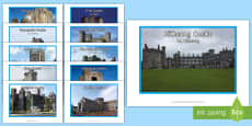 * NEW * Castles of Ireland Display Photos
