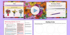 * NEW * KS2 Mother's Day Project Lesson Plans