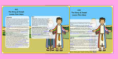Joseph Lesson Plan Ideas KS2