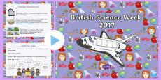 British Science Week PowerPoint