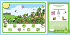 * NEW *  Can You Find...? Poster and Prompt Card Pack