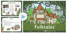 Folktales Information PowerPoint